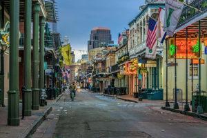 New Orleansban a karnevál okozta a vírusrobbanást