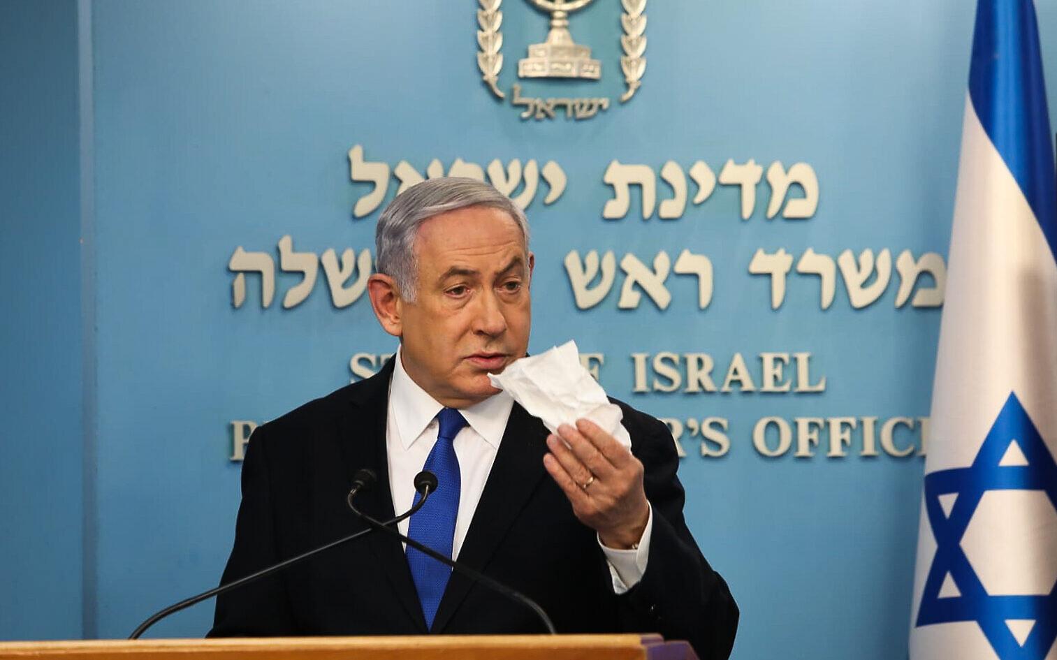 Netanjahu pályafutásának legnagyobb kihívásával néz szembe