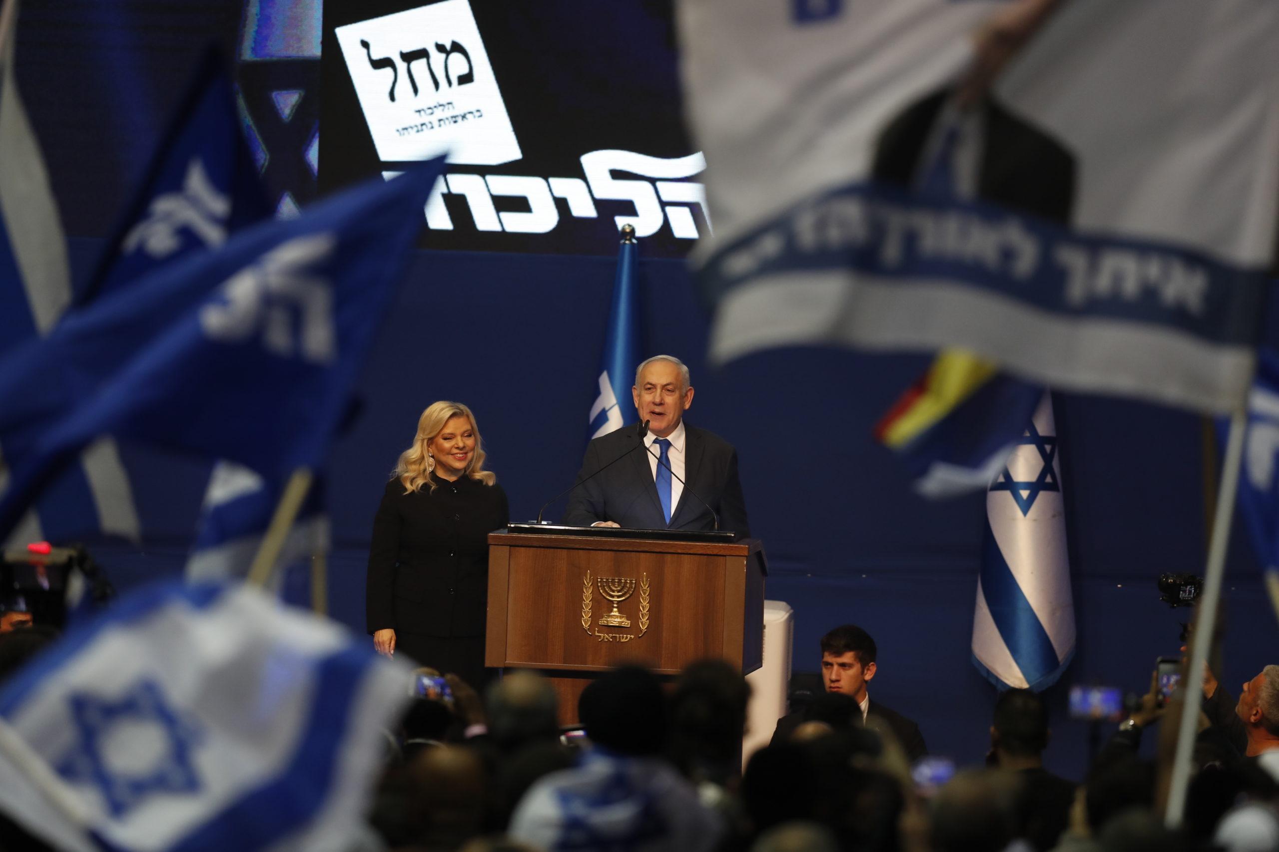 Nyert Netanjahu, de most sincs meg a többsége