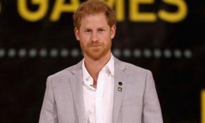 Harry herceg az IDF-et is meghívta az Invictus Játékokra