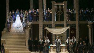 Goldmark-opera az M5-ön a holokauszt-napon