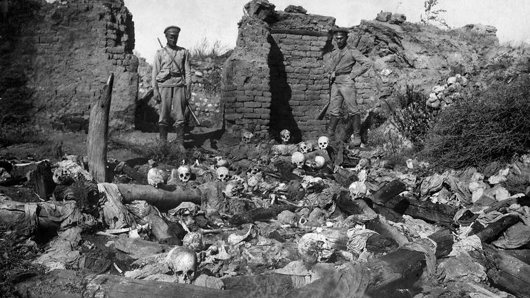 105 éve történt az örmény népirtás