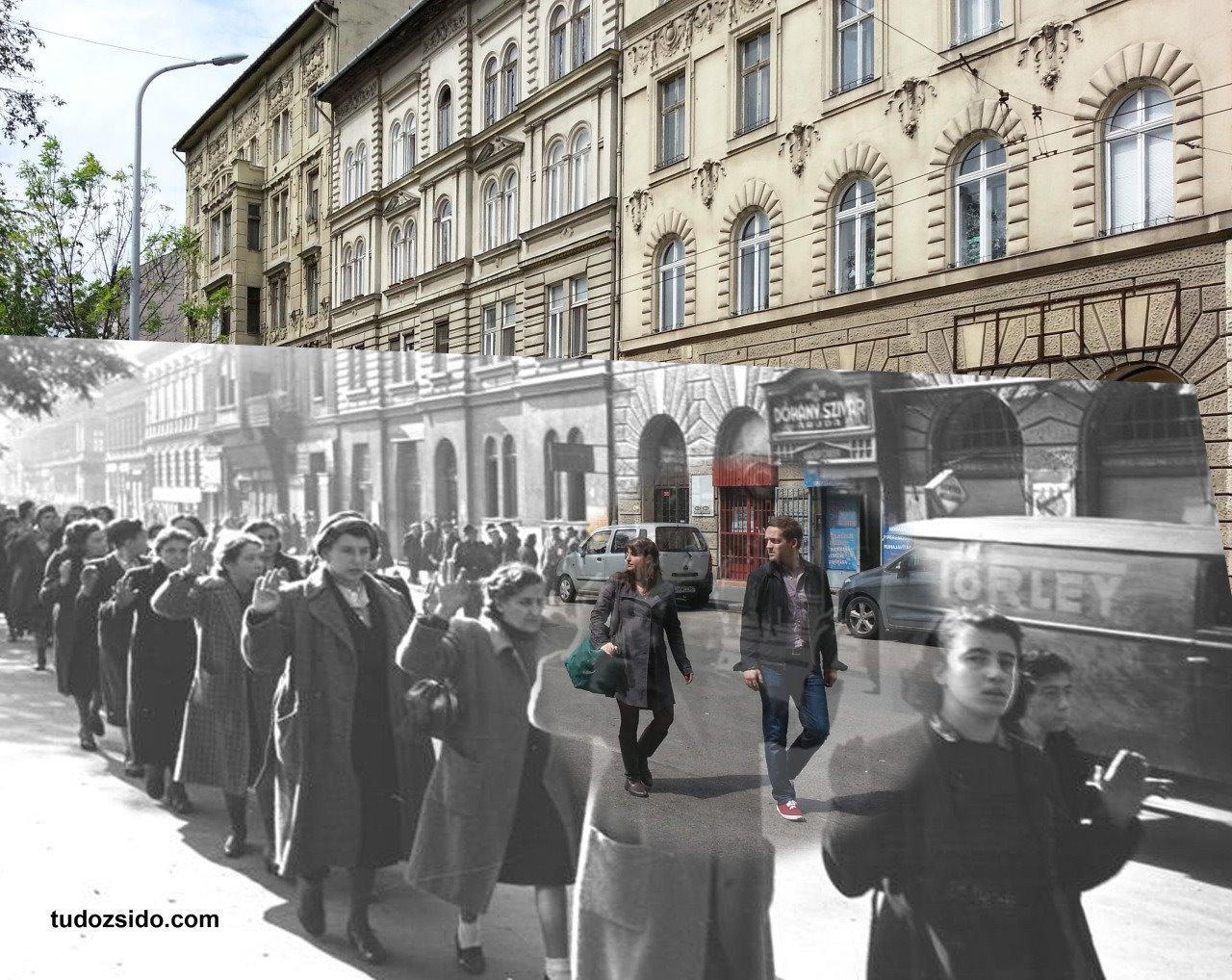 Idén online emlékezhetünk a vészkorszak magyar áldozataira
