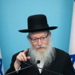 Karanténban az izraeli egészségügyi miniszter