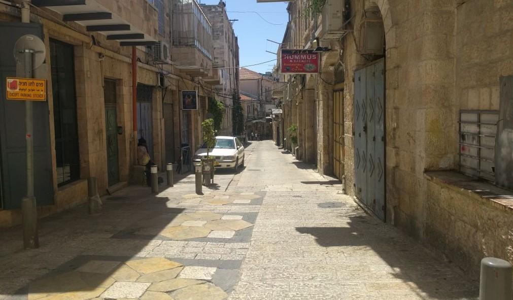 Izraelben feloldották a kijárási tilalmat, de csak néhány szerzetes járja végig a keresztutat