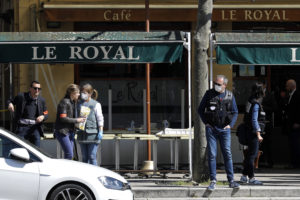Iszlamista terrortámadás történt szombaton egy francia kisvárosban