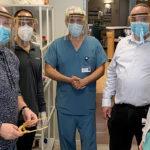 A 3D nyomtatást is bevetik Izraelben a koronavírus elleni harcban