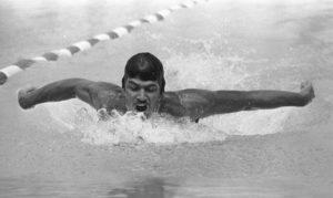 Kiderült: Nyírségi szeszfőző ükunokája az amerikai úszólegenda