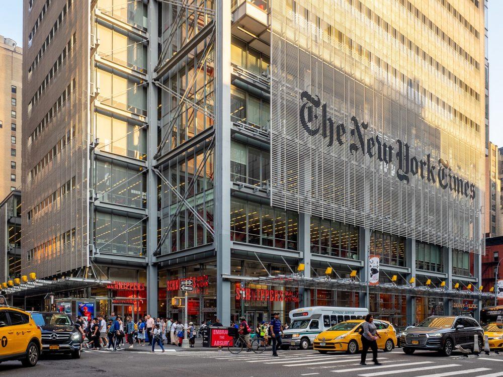 """A The New York Times korrigálta az állítást, miszerint a gázai áldozatok """"többsége civil"""" volt"""