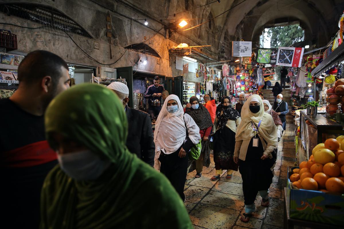 A Palesztin Hatóság a járvány idején is a konfliktust választja Izraellel az együttműködés helyett