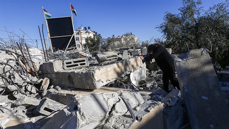Palesztin terrorista házát rombolta le az izraeli hadsereg