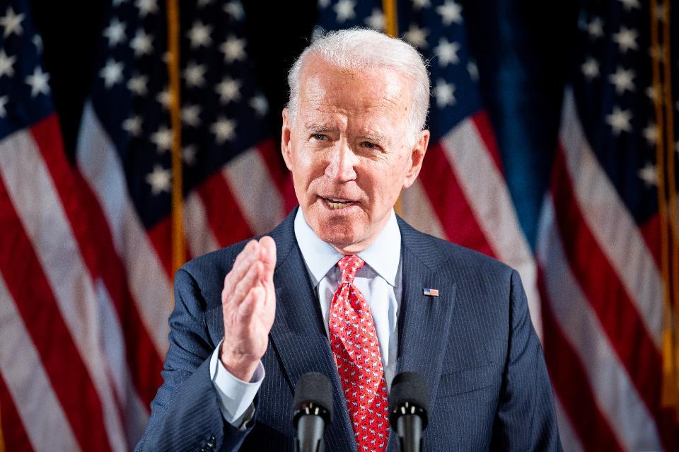 Megválasztása esetén újranyitná a washingtoni palesztin konzulátust Joe Biden