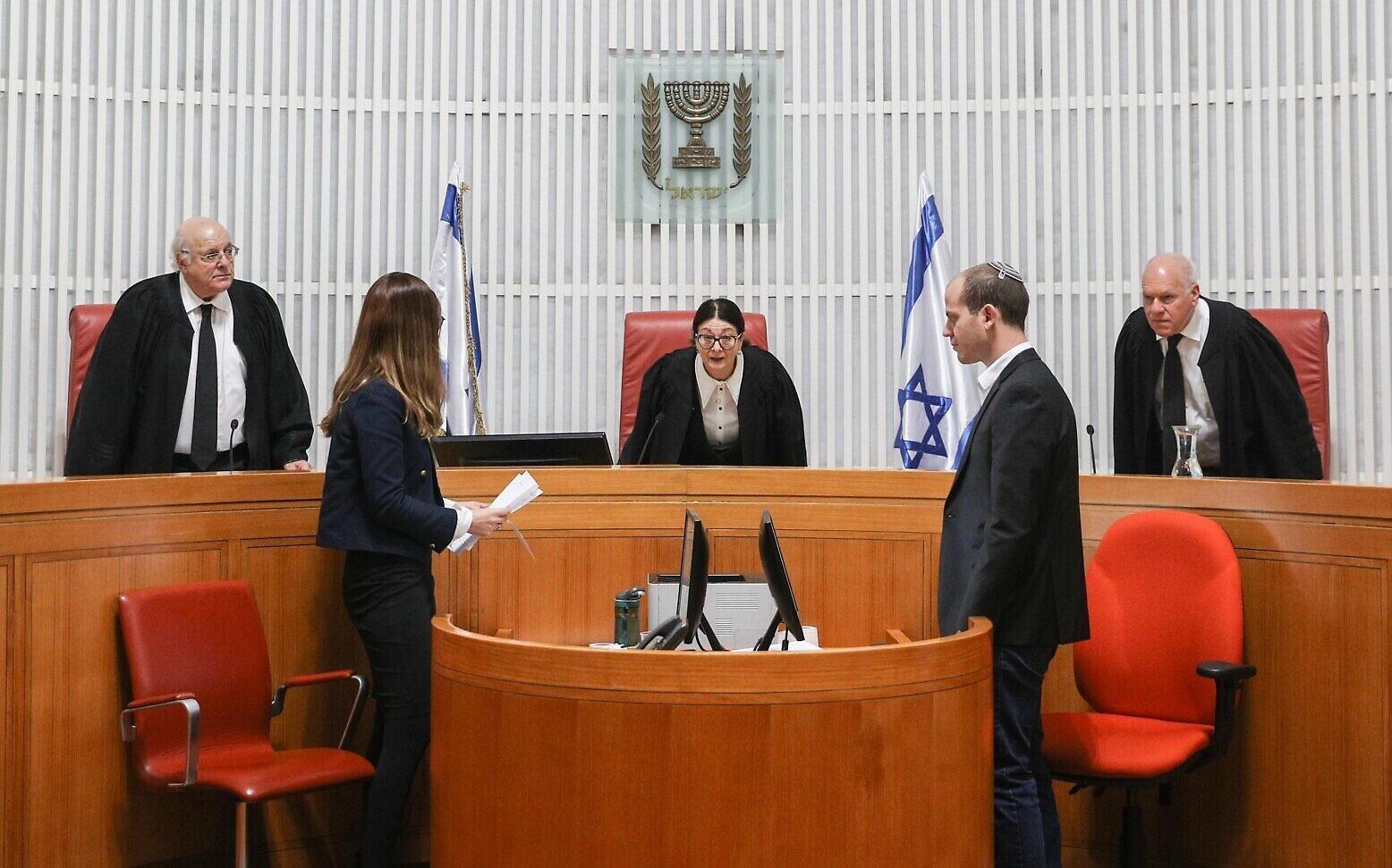 Netanjahu kormányalakítási jogkörének megvonásáról indult tárgyalás Izraelben