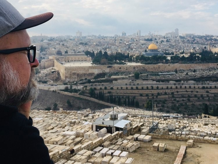 """Prieger Zsolt: """"Jeruzsálem az egész univerzum fővárosa"""""""