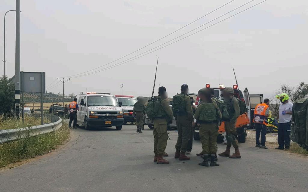 Terrorista hajtott Izraeli katonák közé Negohotban