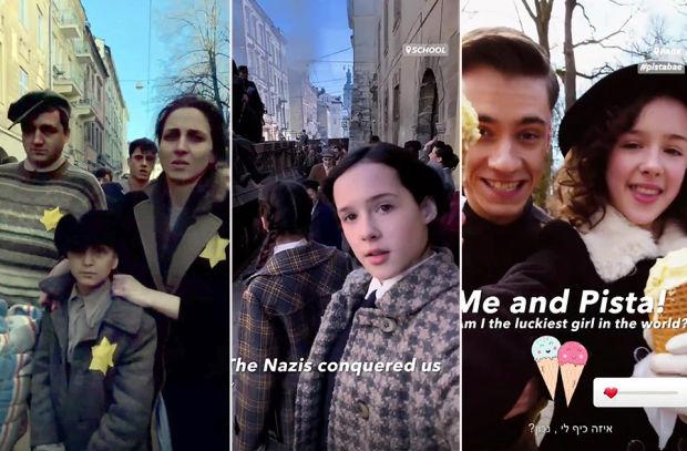 """Internetes Oscart nyert a """"magyar Anne Frank"""" Instagram sztorija"""