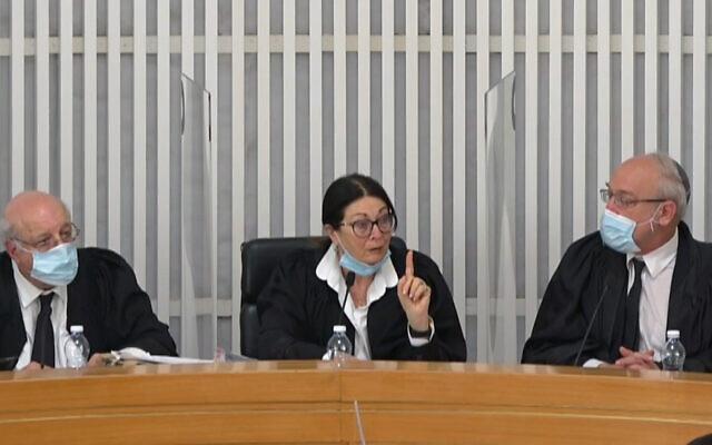 A Legfelsőbb Bíróság várhatóan nem buktatja meg Netanjahut