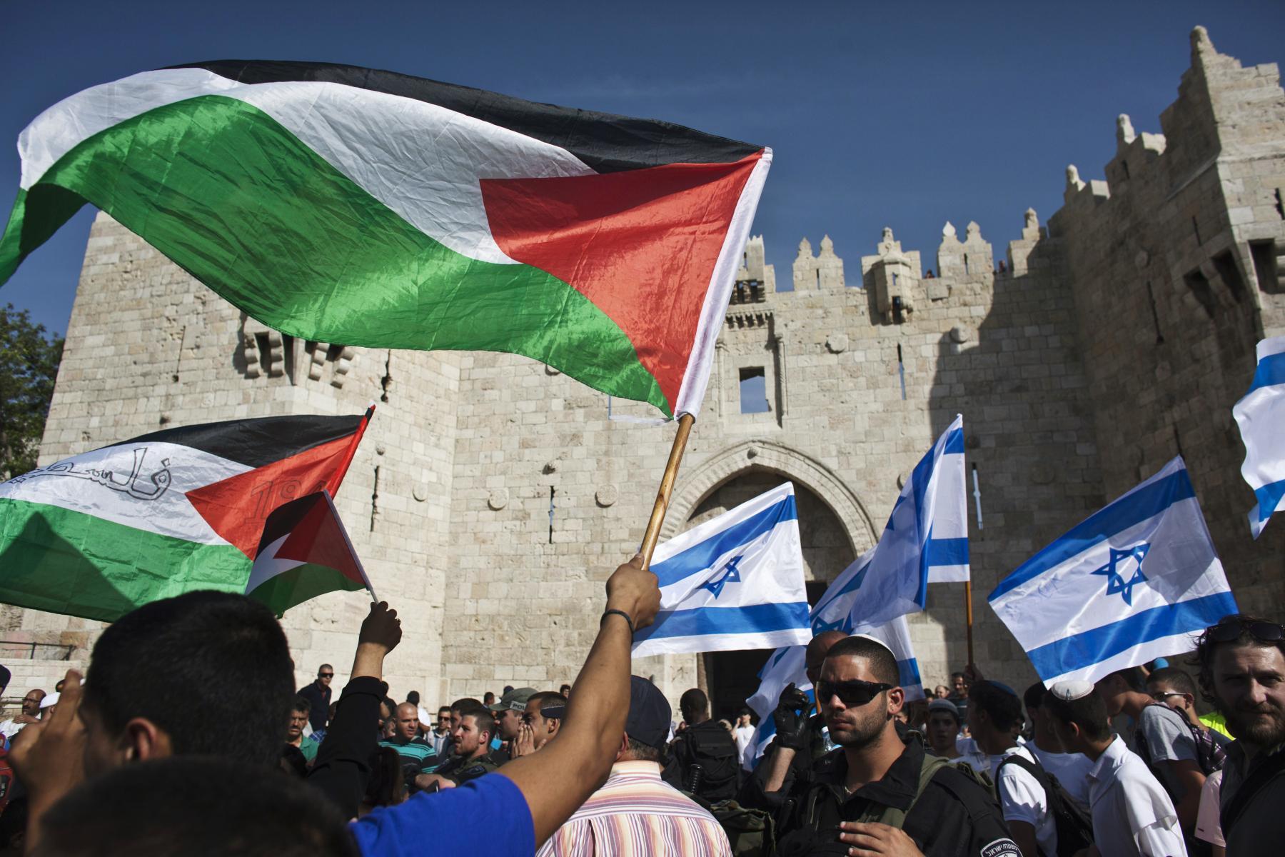 Amerika: Nincs annektálás tárgyalások nélkül a palesztin államról