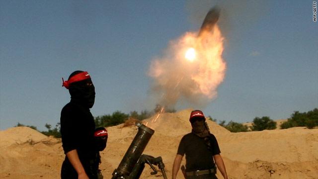 Közös hadgyakorlatot tartottak a palesztin terrorszervezetek