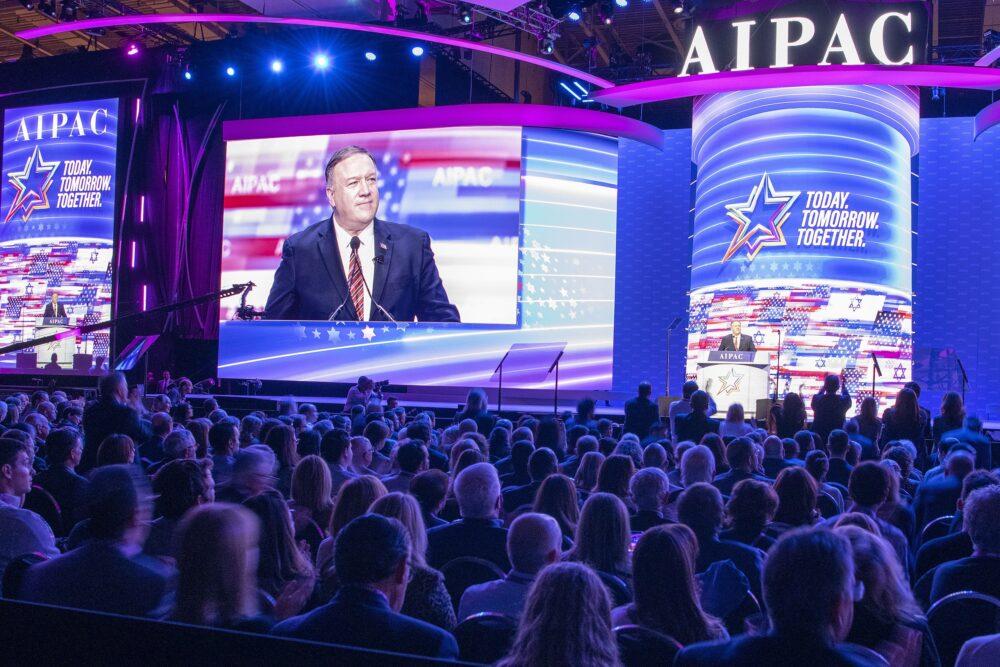 AIPAC nem fogja bírálni az annektálást kritizálókat