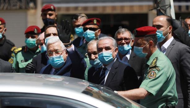 Váratlanul Ramallahba látogatott a jordániai külügyminiszter, hogy ellenzőként az annektálásáról tárgyaljon