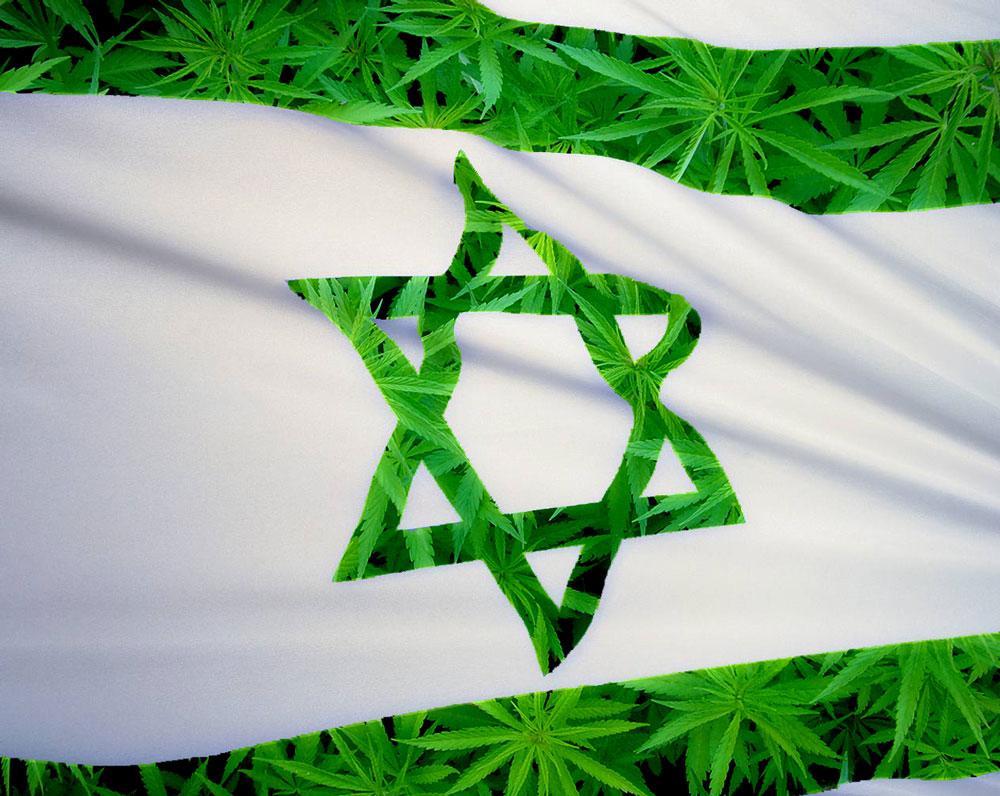 Dekriminalizálják a kannabiszhasználatot Izraelben