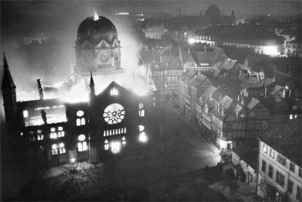 Videó: Újra látogatható a Kristályéjszakán elpusztított zsinagóga