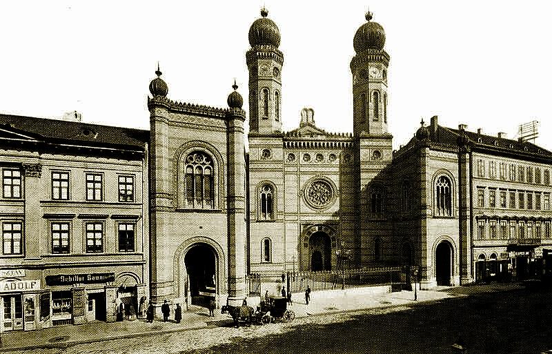A Magyar Hiszekegy beszökött a zsinagógákba is