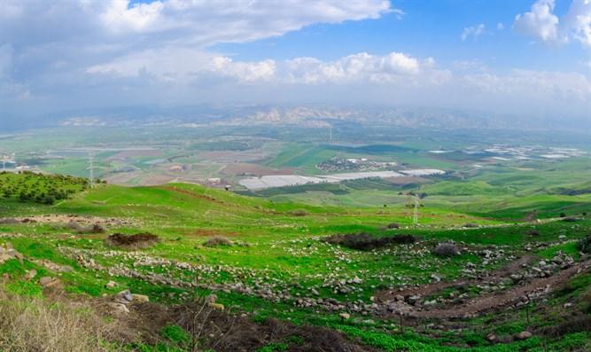A Jordán-völgy annektálása: biztonságpolitikai szükségszerűség