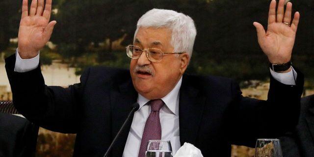 Abbász: A szakítás Izraellel nem jelenti a béke elutasítását
