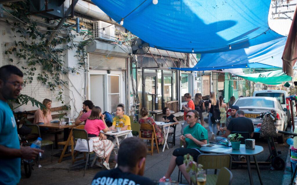 Harc az éttermekért: politikai válság nehezíti a vírus kezelését Izraelben