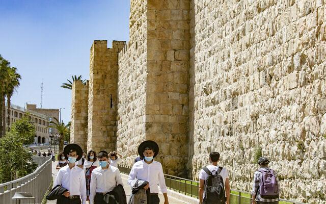 Izraelben az eddigi legtöbb napi fertőzést regisztrálták