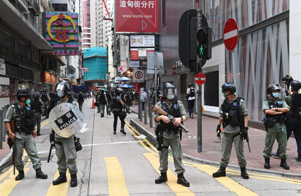 Ausztrália hatályon kívül helyezte kiadatási egyezményét Hongkonggal
