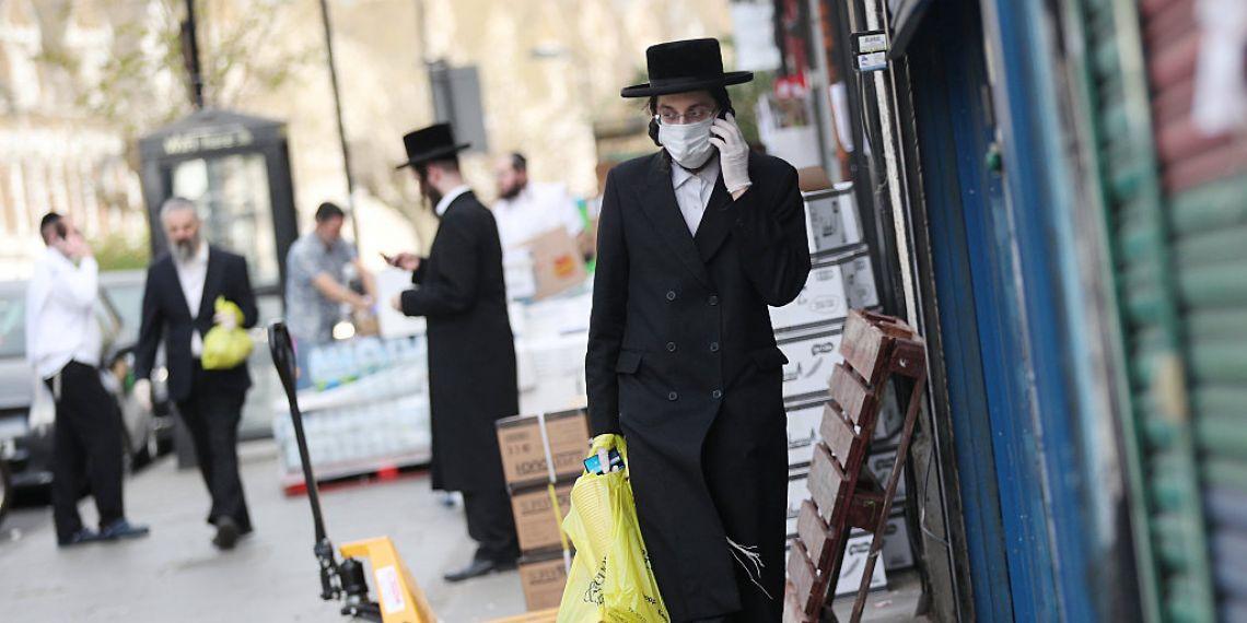 Több mint kétszer annyi brit zsidó halt meg idén, mint tavaly tavasszal