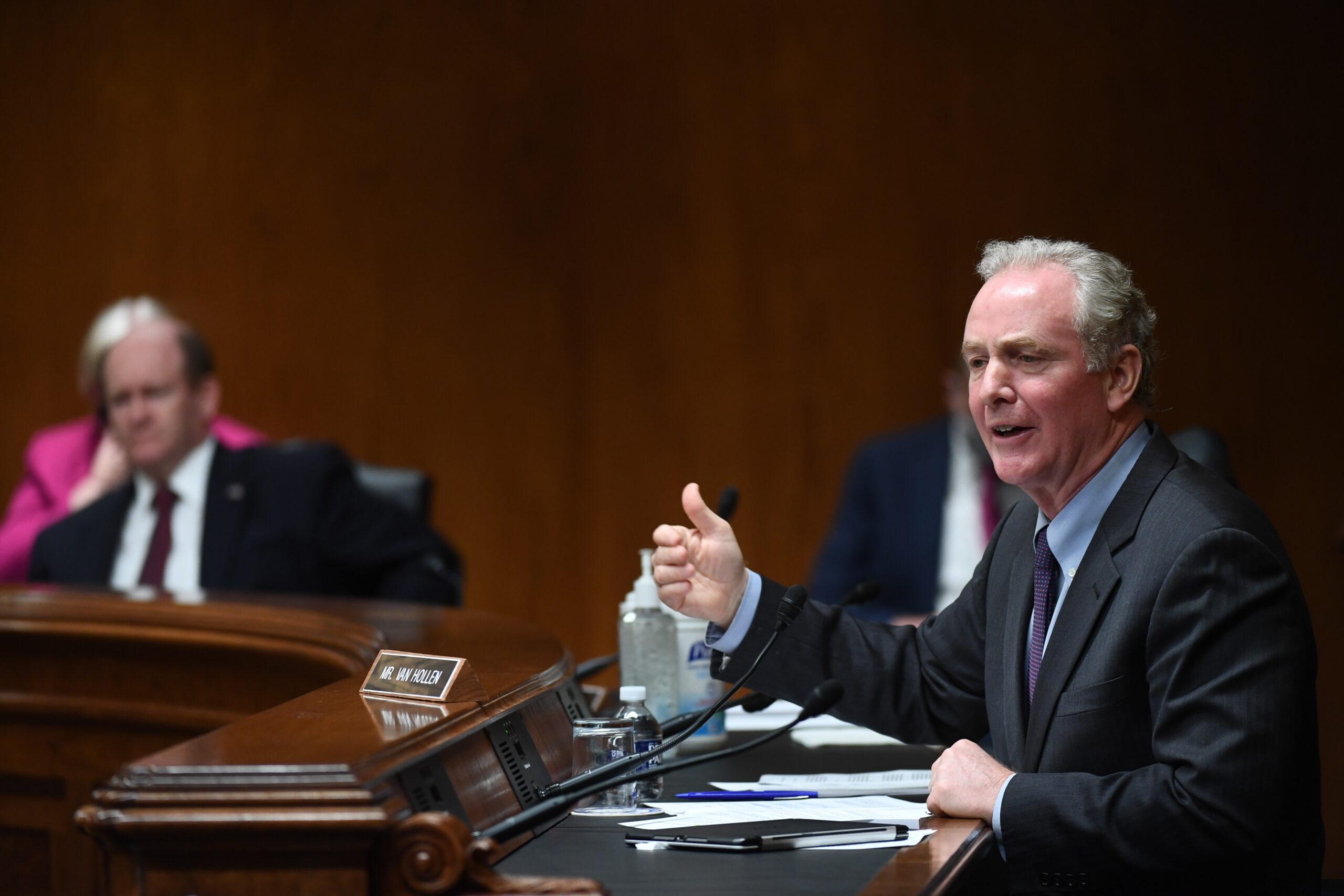Demokrata szenátorok törvénnyel gáncsolnák el az izraeli annektálási terveket
