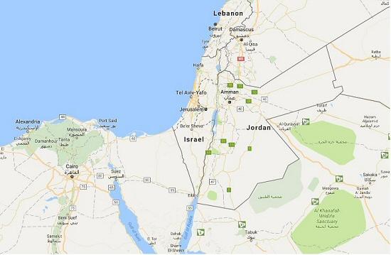 """Lekerült """"Palesztina"""" a Google és Apple térképeiről?"""