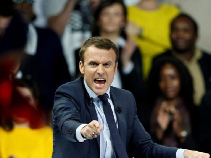 Macron külön is felszólította Izraelt