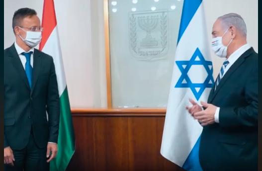 Netanjahu jókívánságait küldte Orbán Viktornak
