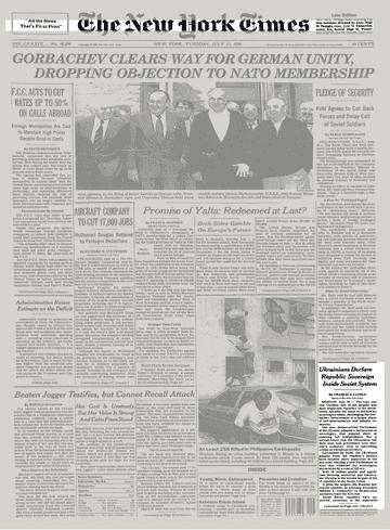 Ma 30 éve verték bele a szöget az ukránok a Szovjetunió koporsójába