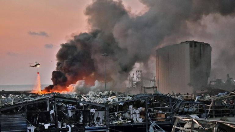 Nem zárják ki a Hezbollah érintettségét a bejrúti katasztrófában
