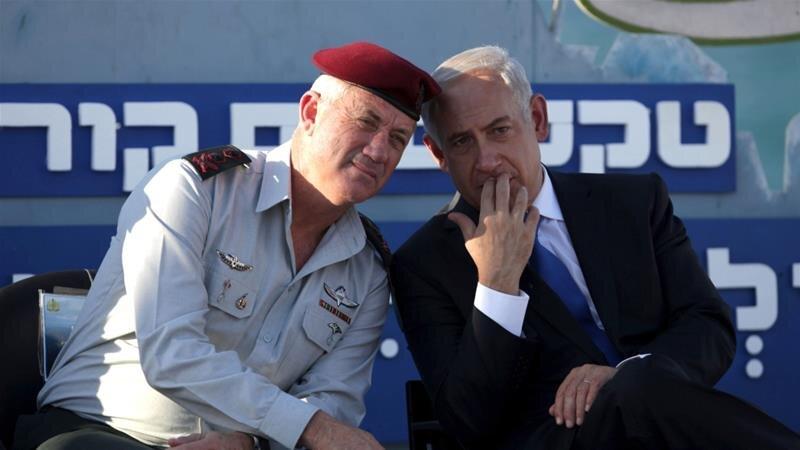 Netanjahu elismerte, hogy nem szólt Ganznak az Emírségekkel kötött békéről