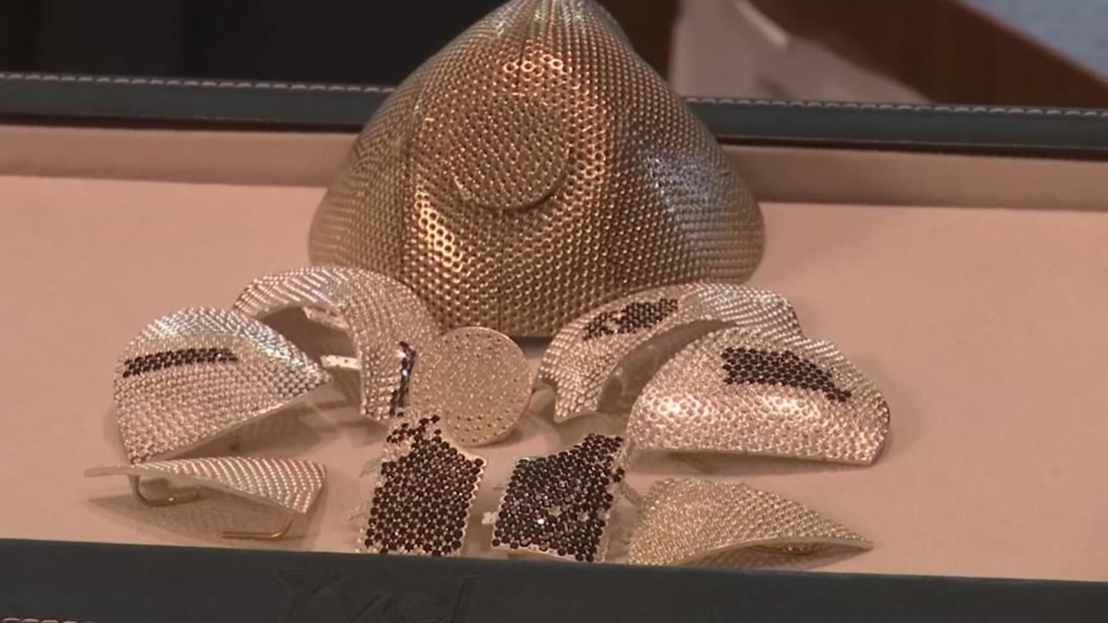 Izraelben készül a világ legdrágább szájmaszkja, rengeteg gyémánttal