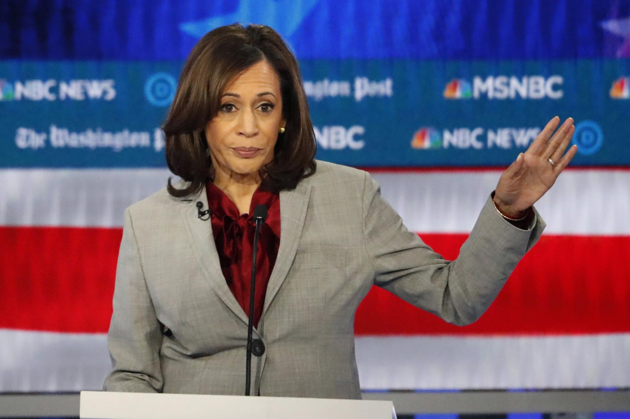 """Kamala Harris: """"Biden nem köti majd feltételekhez Izrael támogatását"""