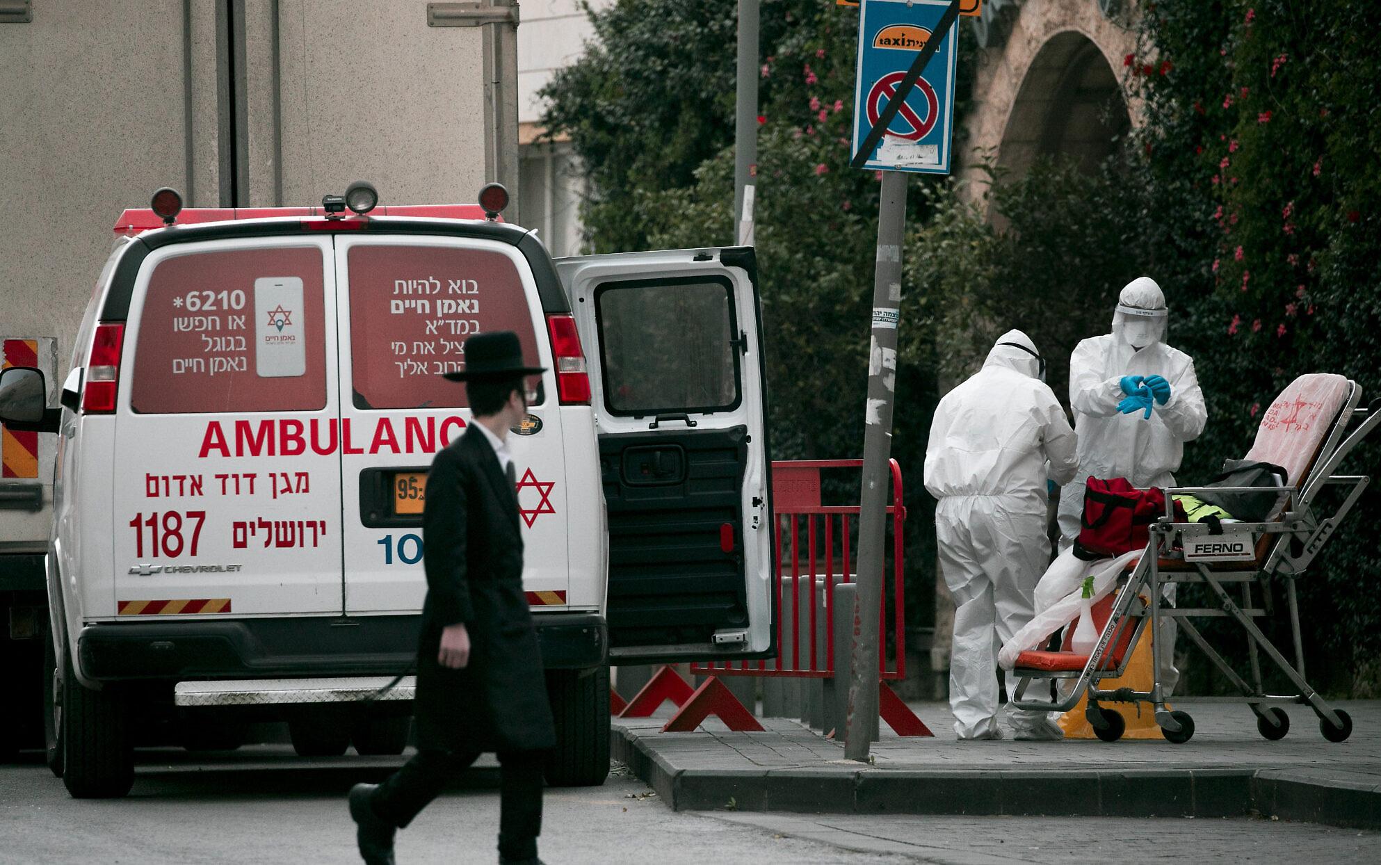 Vasárnap tetőzhet a koronavírus-konfliktus Izraelben