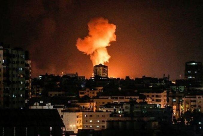 Ismét rakétákkal támadják a terroristák Izraelt