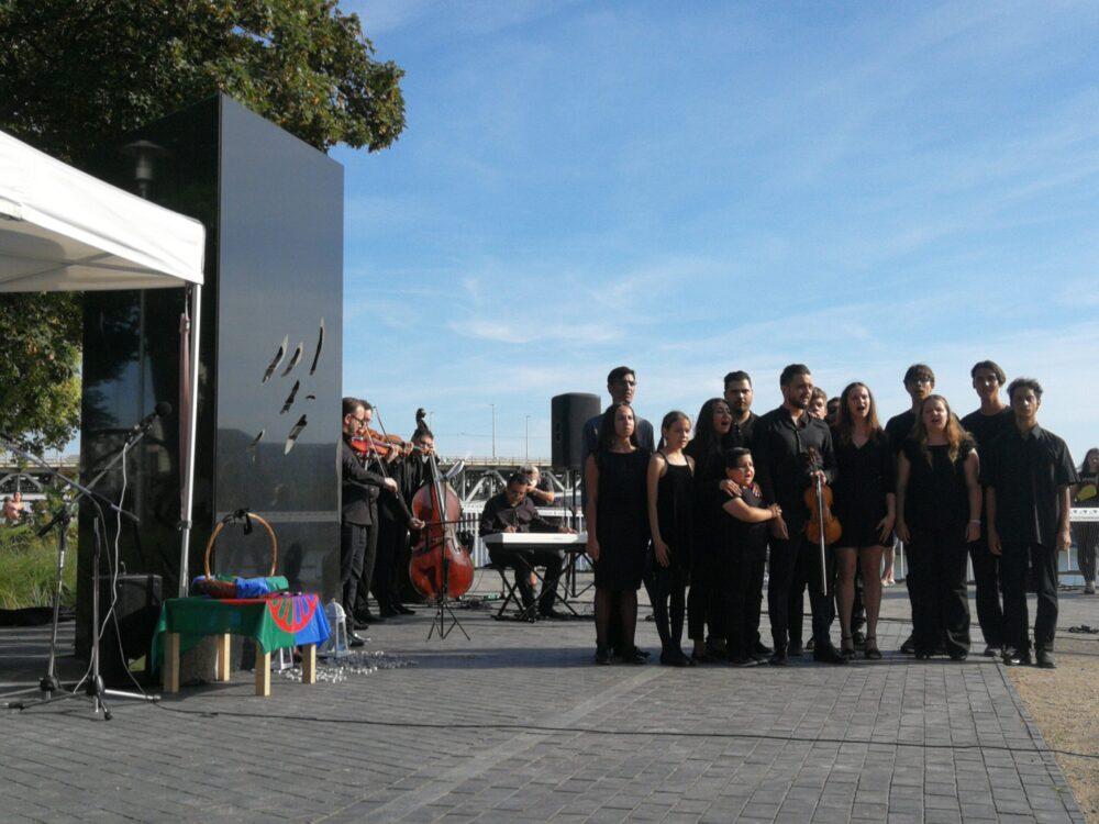 Zsidó szolidaritás a roma holokauszt emléknapján