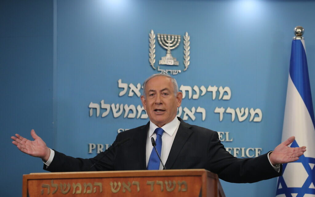 Az izraeliek 52%-a Netanjahut szeretné miniszterelnöknek