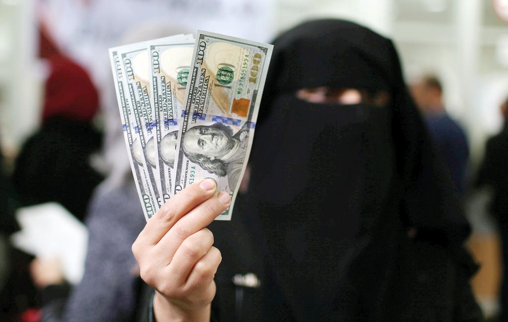 A Moszad győzködi Katart, hogy adjon még pénzt a gázaiaknak
