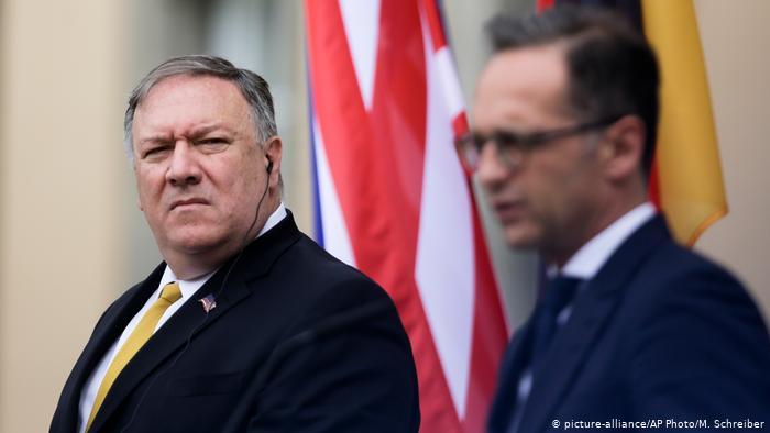 Pompeo az iráni antiszemita terror elleni küzdelem elszabotálásával vádolja a német kormányt