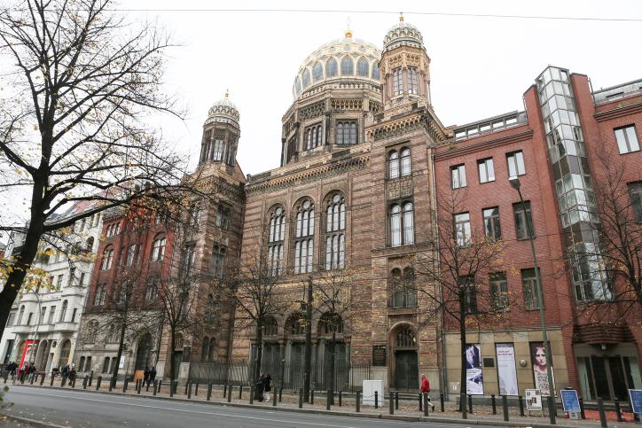 Németország 22 millió euróval támogatja a zsidó intézmények védelmét